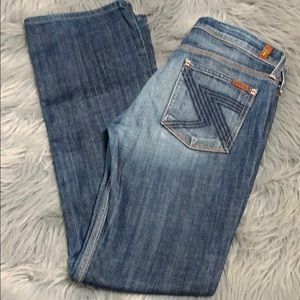 7 for all mankind Flynt jeans 28